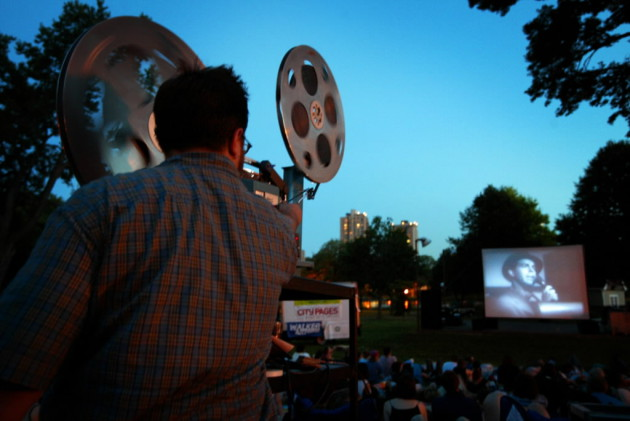 Walker Art Center's Summer Music & Movies series returns to Loring Park starting July 29. / Star Tribune file