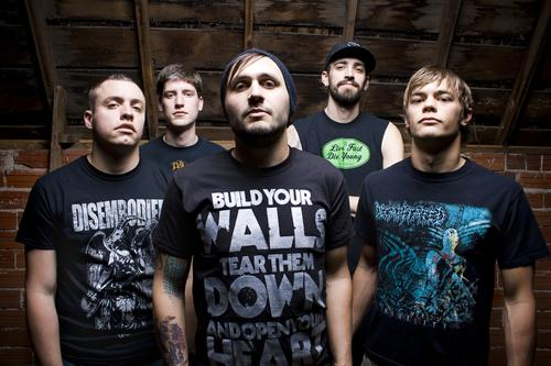 Local hardcore metal band After the Burial will perform at the Pizza Luce Block Party fresh from a European tour. / Courtesy Sumerian Records