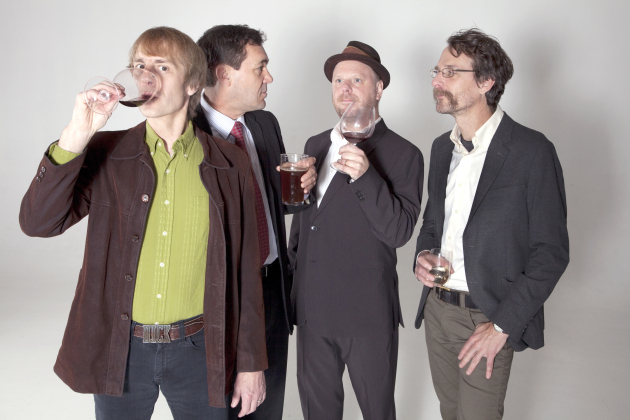 Mudhoney will be the toast of Saturday's Bash 13 concert outside Grumpy's Downtown. / Photo by Emily Reiman
