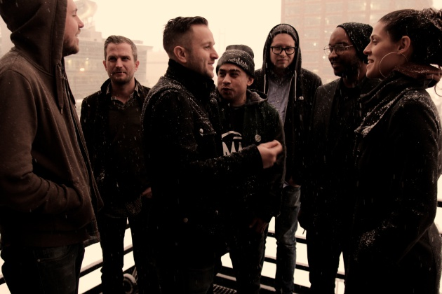 Doomtree's members are already on the lookout for snow storms. It must be Blowout time./ Photo by Ben LaFond