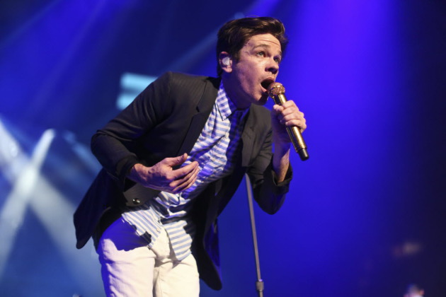 "Nate Ruess and his band Fun., who appeared at Roy Wilkins Auditorium in January, also appear on the new Cities 97 ""Sampler."" / Renee Jones Schneider, Star Tribune"