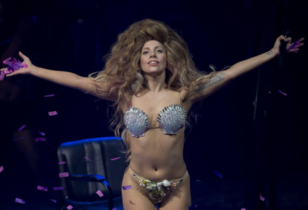 Lady Gaga performed in September at the iTunes Festival in London. / Joel Ryan, Invision/AP