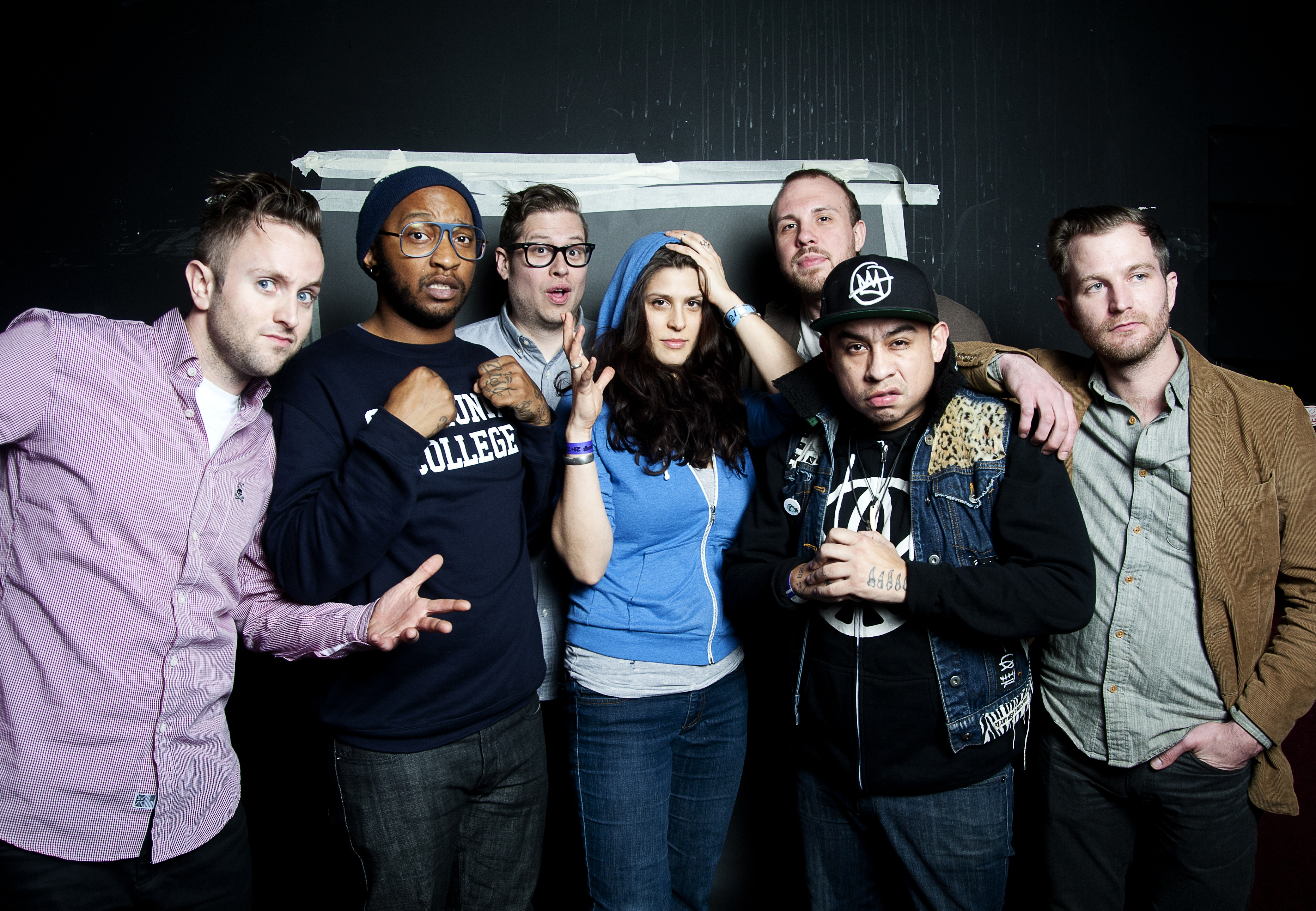Doomtree's team will regroup next week starting with a movie viewing party. / Photo by Prentice Danner
