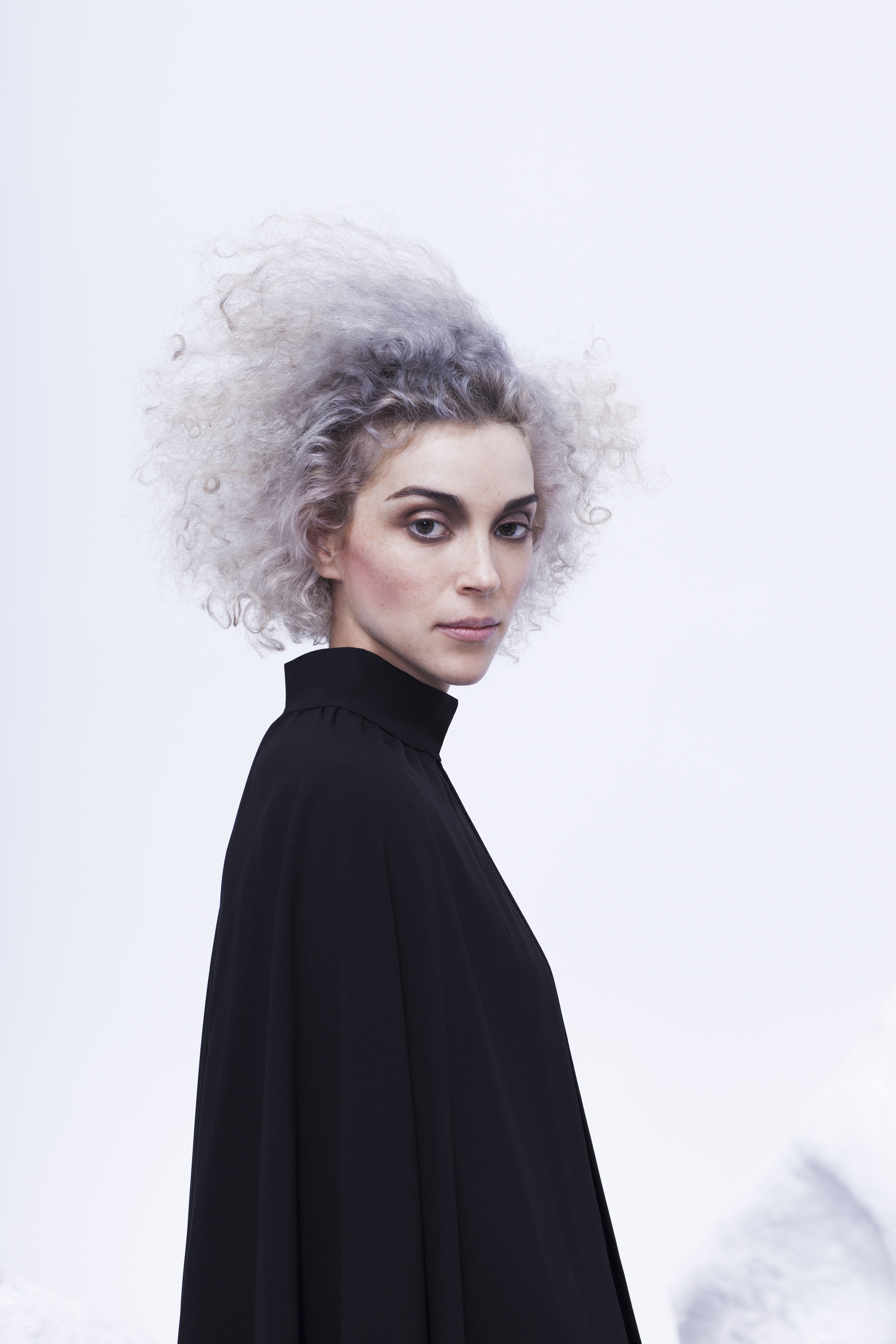 If she doesn't go off an marry Frankenstein first, St. Vincent will perform April 3 at the State Theatre. / Renata Raksha