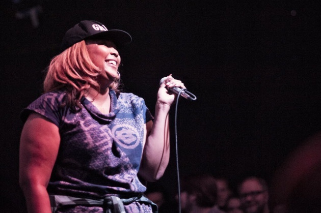 Lizzo will return to First Ave on Jan. 24 with tour mate Har Mar Superstar to headline the first night of the 89.3 the Current's ninth birthday party. / Photo by Leslie Plesser