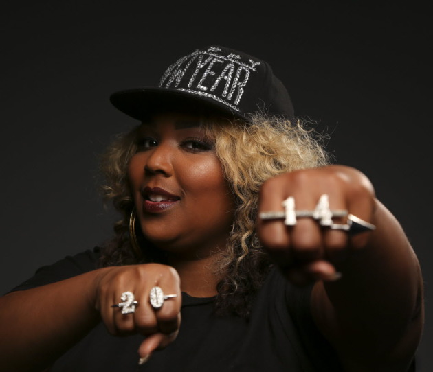 Lizzo is already in full swing in 2014. / Jeff Wheeler, Star Tribune