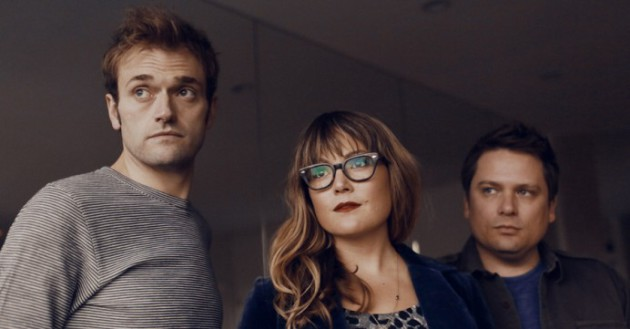 Nickel Creek's certainly don't look old enough to be marking their 25th anniversary, do they? / Photo from Nonesuch Records