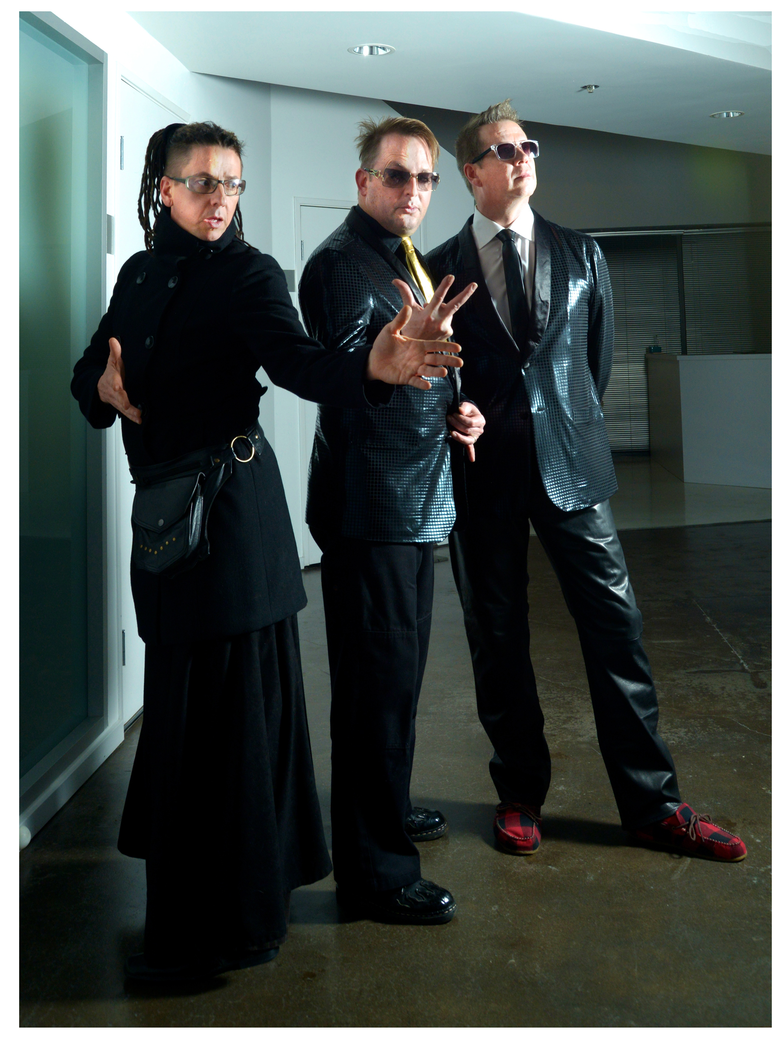 Information Society circa 2014. / Wil Foster, Rockcandyphoto.com