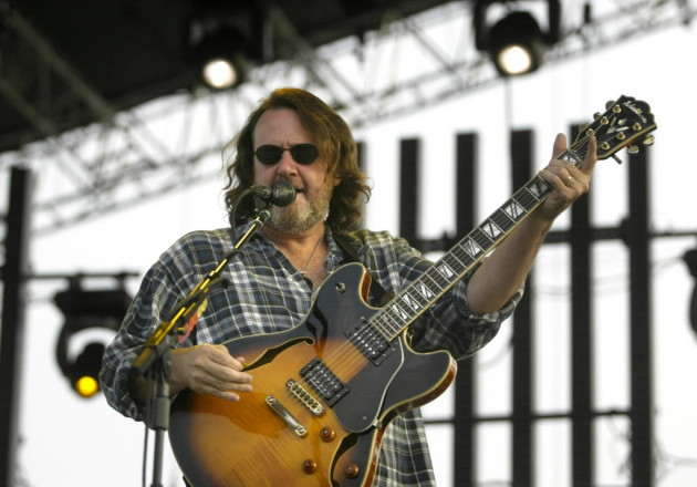 John Bell and the rest of Widespread Panic played the 10,000 Lakes Fest in 2005 and will finally play another outdoor gig nearby on June 21 at Somerset Amphitheater. / Star Tribune file