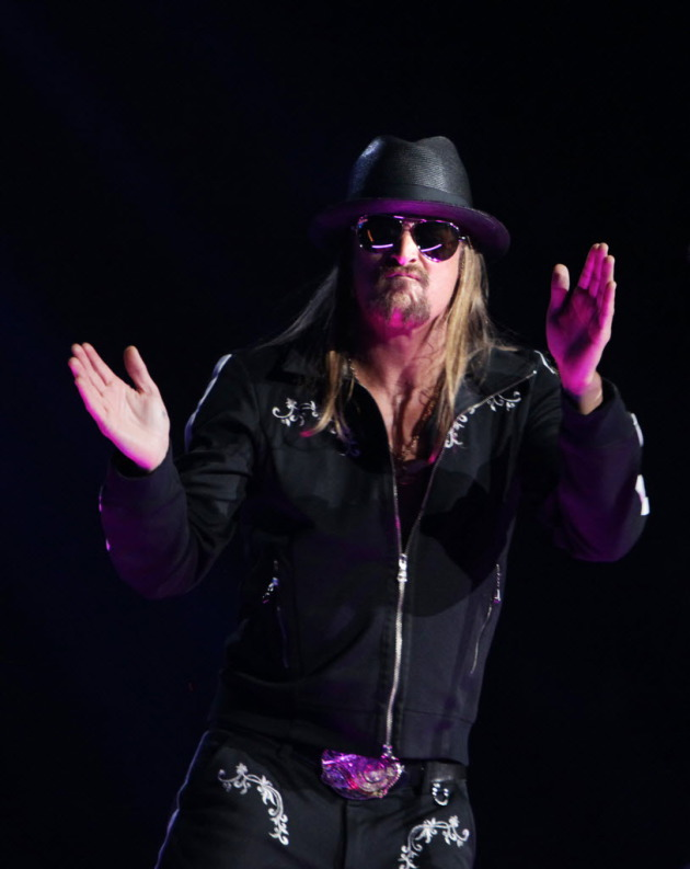 Kid Rock played Xcel Energy Center last March with Bob Seger. Star Tribune file