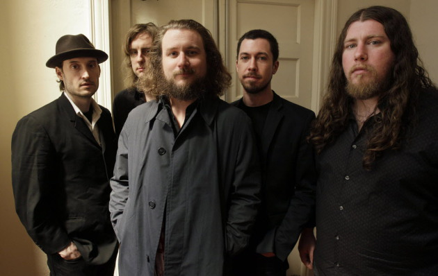 My Morning Jacket was one of two dozen acts that lined up for the new Jason Molina tribute album from St. Paul nonprofit Rock the Cause. / AP Photo, Ed Reinke