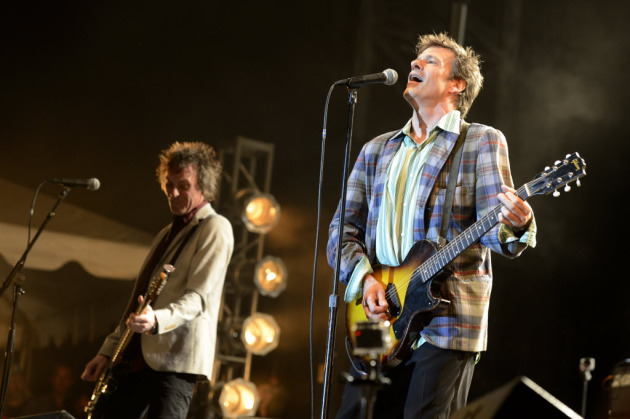 Hometown fans have been waiting for the Sept. 13 Replacements show since Tommy Stinson and Paul Westerberg first reunited on stage at RiotFest in Toronto last August. / Photo by Toby Nelson, Special to the Star Tribune