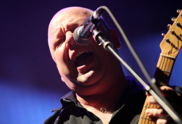 "Black Francis in 2011, when the Pixies played their ""Doolittle"" album at Roy Wilkins Auditorium. / Star Tribune file"