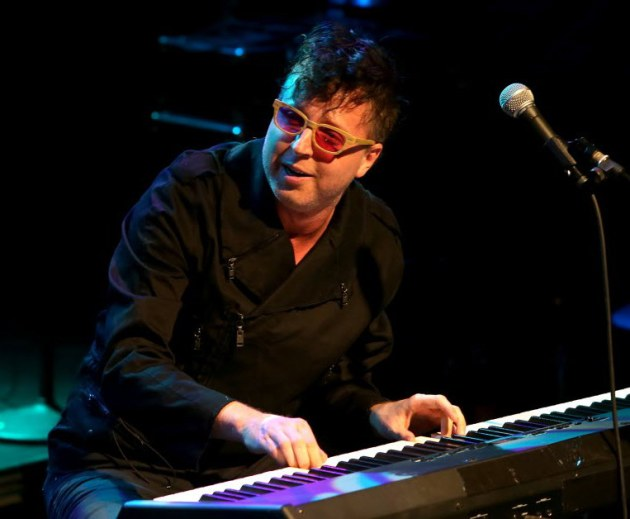 Mark Mallman headlines Friday's outdoor lineup at the 331 Club. / Star Tribune file