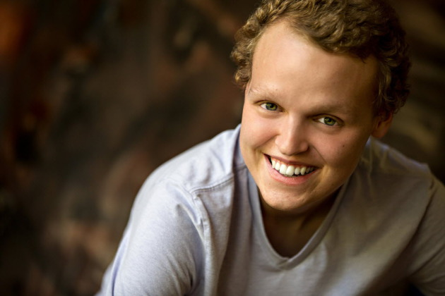 """Zach Sobiech died of cancer last May the same week his YouTube-buoyed farewell song """"Clouds"""" hit the Billboard charts. / J. Dunn Photography"""