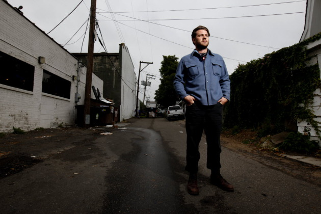 St. Paul's celebrated songwriter Ben Weaver will move to Chaperone Records from the Bloodshot label for his next album. / Carlos Gonzalez, Star Tribune