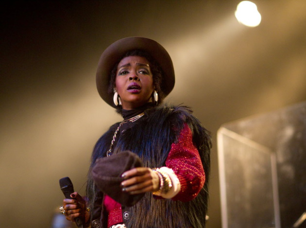 Lauryn Hill, shown at First Avenue in 2011, returned to the club on more solid footing Monday. / Jeff Wheeler, Star Tribune