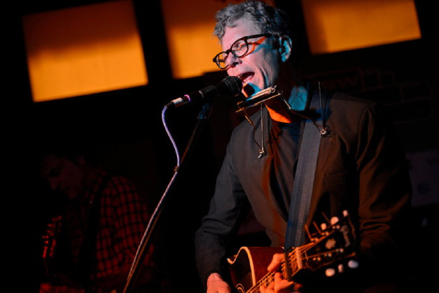 Gary Louris at South by Southwest in 2013. / Photo by Tony Nelson