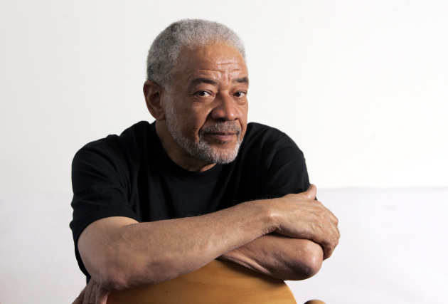 """Lean on Me"" singer Bill Withers in 2006. / Reed Saxon, AP"