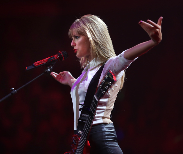 Taylor Swift was already in full pop diva mode when she played Xcel Energy Center in September 2013. Kyndell Harkness, Star Tribune