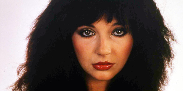 Kate Bush, circa 1980, before a hiatus that only just ended this year with her return to the stage in London. / John Glanville, Associated Press