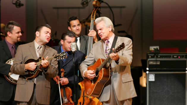 The Del McCoury Band will headline one of the days at the inaugural Blue Ox Music Festival in Eau Claire in early June.