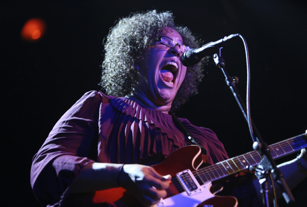 Alabama Shakes frontwoman Brittany Howard first wowed local fans at First Avenue in 2012. / Kyndell Harkness, Star Tribune