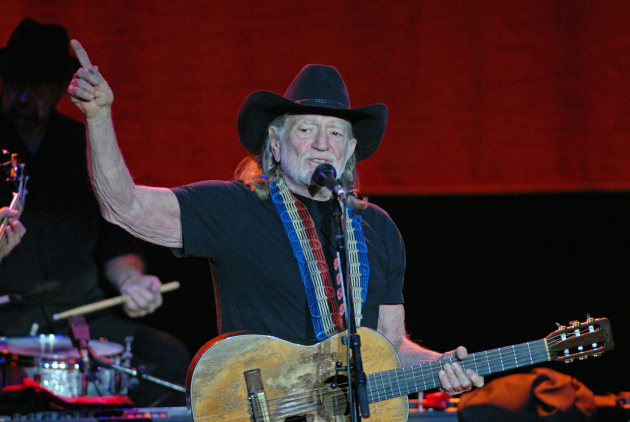 Willie Nelson was in fine form at Mystic Lake Casino in 2010. / Joey McLeister, Star Tribune
