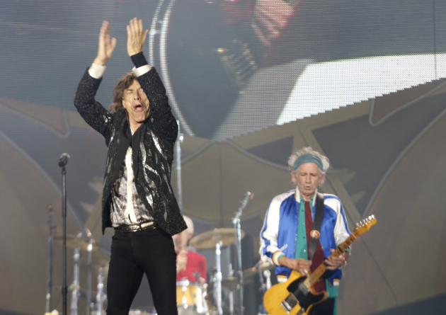 Mick Jagger and Keith Richards performed last May in Norway, part of their 50th anniversary tour itinerary. / AP Photo / Terje Bendiksby, NTB Scanpix