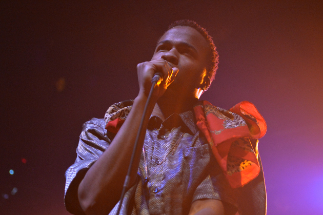 Allan Kingdom performed at First Avenue in January as part of 89.3 the Current's 10th anniversary parties. / Star Tribune file
