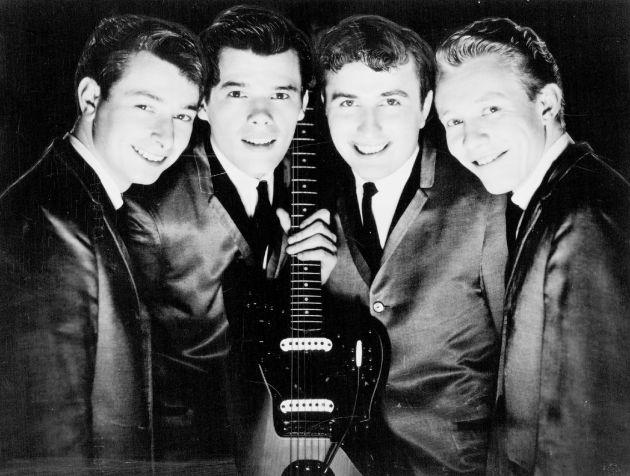The Trashmen circa 1964 / Soma Records publicity photo