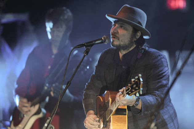 Last seen headlining a show in town at the State Theatre in 2011, Jeff Tweedy and Wilco will top off the July 11 lineup at the Basilica Block Party. / Jeff Wheeler, Star Tribune