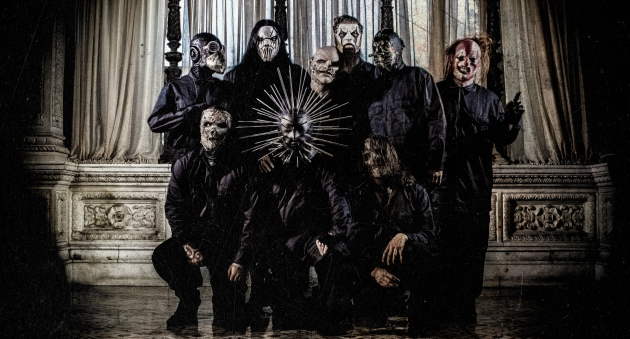 Slipknot has a new lineup and a new look going into Saturday's Northern Invasion festival in Somerset, Wis. / Photo by M. Shawn Crahan
