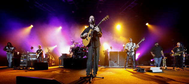 File photo from when DMB played Xcel Energy Center in 2010. / Carlos Gonzalez, Star Tribune