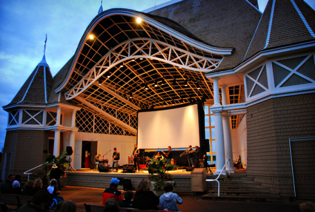 The August Music & Movies series kicks off at Lake Harriet Bandshell on Aug. 7. / Star Tribune file