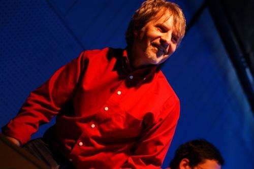 "Chris Stamey during a ""Third"" performance last year. / From BigStarThird.com"