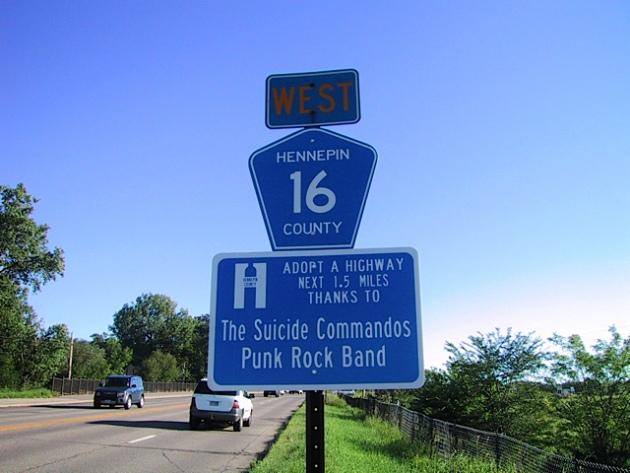 Who says punk musicians are ne'er-do-wells? / Photo courtesy Chris Osgood