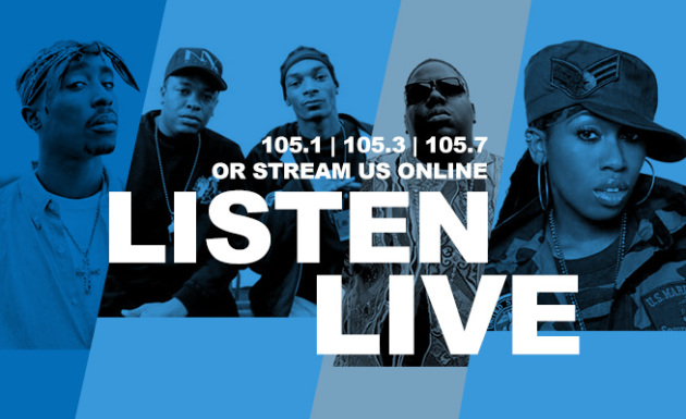 Rap battle: Old-school station The Vibe 105 debuts opposite