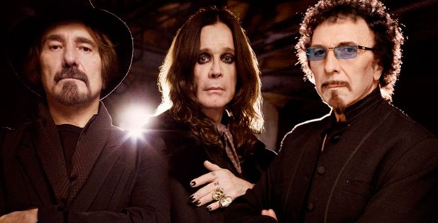 Three out of four original Black Sabbath members will say farewell on tour next year. From left: Geezer Butler, Ozzy Osbourne and Tony Iommi.