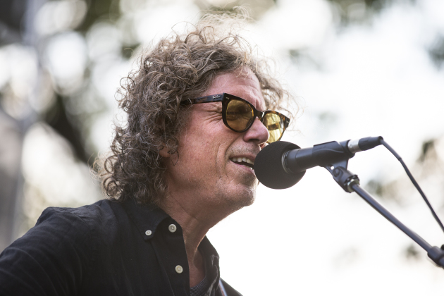 Gary Louris kicked off Walker Art Center's Summer Music & Movies series in Loring Park back in August. / Leila Navidi, Star Tribune