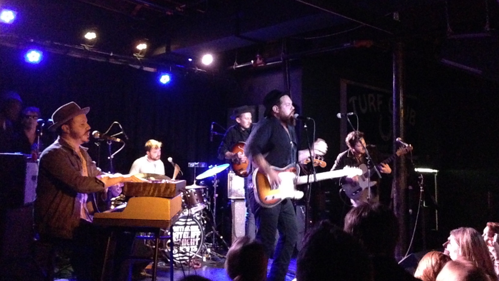 nathaniel rateliff sob meaning
