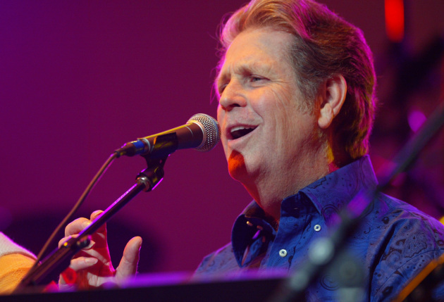 Brian Wilson, shown here at the State Theatre in 2006, returns to the theater Oct. 2. / Jeff Wheeler, Star Tribune