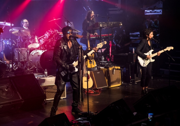 The Revolution kicked off its three-night tribute to Prince at First Avenue on Thursday. / Renee Jones Schneider, Star Tribune