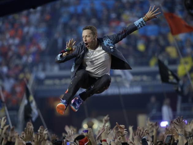 Coldplay to tackle U S  Bank Stadium next summer