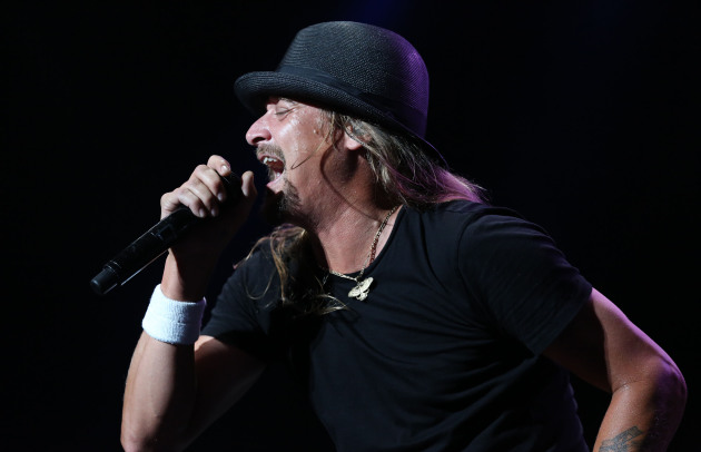 Kid Rock sold out the Minnesota State Fair grandstand in 2014. And then he called Minnesotans dumb in 2016. / Star Tribune file