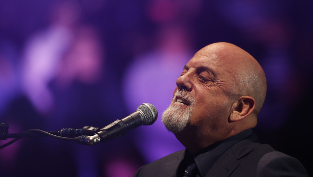 Billy Joel, seen here at Target Center in May 2015, is a likely candidate for Target Field's 2017 concert announcement. / Kyndell Harkness, Star Tribune