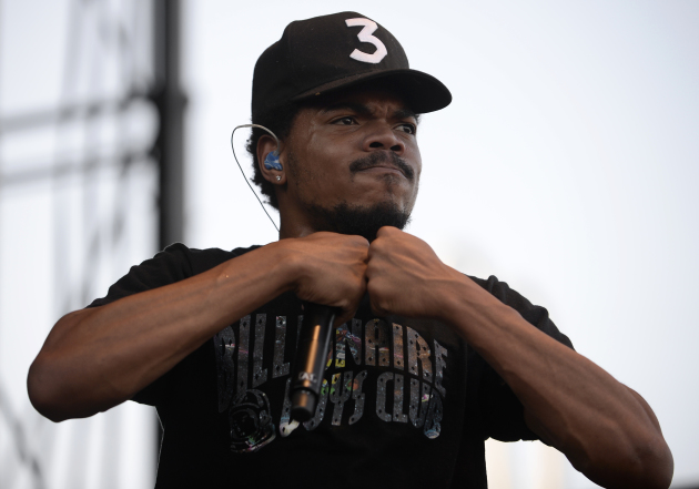 Chance the Rapper was the big name at last summer's Rock the Garden concert. / Aaron Lavinsky, Star Tribune