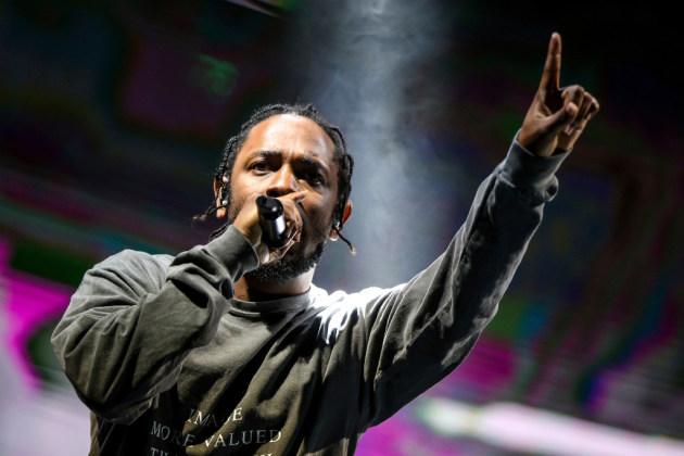 f352c19ebaf5 Kendrick Lamar performed at the FYF Festival in Los Angeles last August. /  Photo by