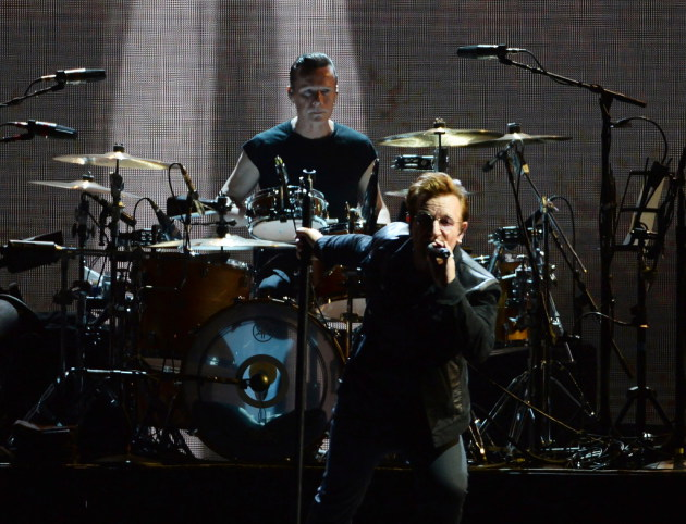 U2 bringing tour to Detroit's Ford Field in September
