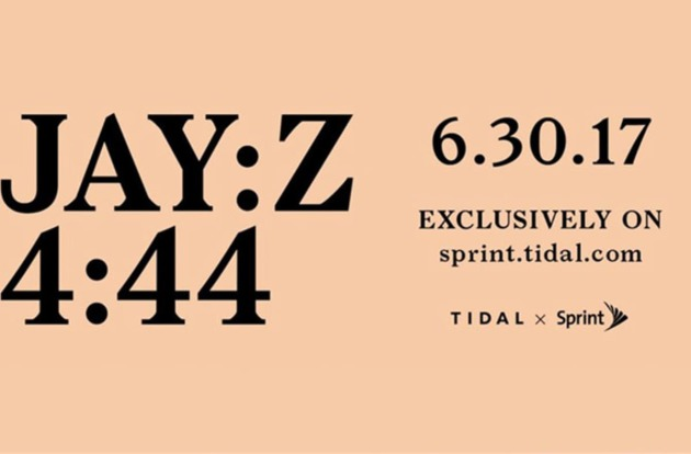 "Jay-Z's ""4:44"" is currently only available through Tidal and Sprint."